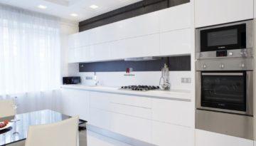 Кухня покрытые пластиком ALVIC LUXE